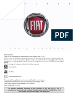 Fiat 500 Owners Manual