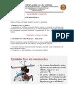 Ejercicios de Dh y Matlab