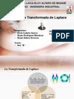 La Transformada de Laplace Exposición (Real)-Convertido