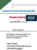 software process audits