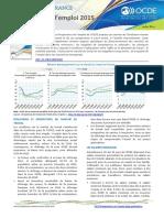 Doc 3 Emploi France 2015