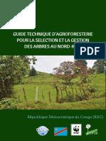 Manuel Agroforesterie RDC Nord Kivu ICRAF