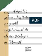 SANDRONI, Carlos - Apontamentos Esobre a Historia e o Perfil Institucional Da Etnomusicologia Brasileira (1)