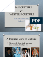 impact of westernization on india culture The main focus of this study is to explore the impact of western culture on young generation for this purpose survey design was used and data were collected from randomly selected 105.
