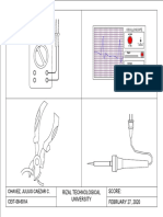 ELECTRONIC TOOLS DRAWING - CHAVEZ