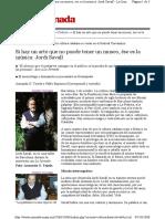 Entrevista Jordi Savall