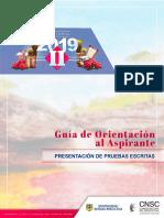 Guia Orientacion Pruebas Escritas PS Terr. 2019-II