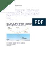 Evaluación 1 de  ondas y electromagnetismo
