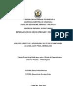 analisis de la difamacion en venezuela.
