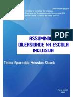 Assumindo a Diversidade Na Escola Inclusiva