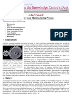GEAR ppt | Gear | Machines