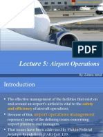 Lecture 5-Airport Operations