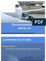 Lecture 7-Airport Environmetal Impacts