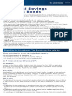 RBI Bonds Product Note
