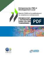 Promouvoir l'Entrepreneuriat Dans Les Universités Tunisiennes