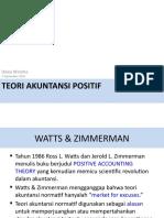 282431332 11 Teori Akuntansi Positif