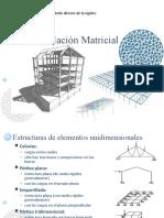 formulacion matriciall