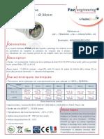 FTPAN 30mm Tri 65 Fr