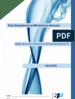 Teste diagnóstico T2