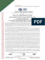 HPH Trust Preliminary Prospectus (28 Feb 2011)