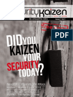 Download Security Kaizen Magazine