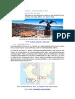 T01-LA FUNDACION DE LA REGION DE PUNO