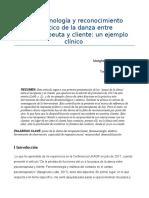 Fenomenología y Reconocimiento- Lobb
