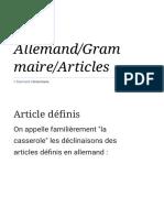 Allemand_Grammaire_Articles_—_Wikiversité