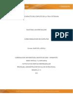 ACTIVIDAD 2 ARTICULO DE OPINIÓN RESOLUCIÓN DE CONFLITOS