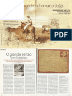 Dossiê Guimarães Rosa - Grande Sertão Veredas