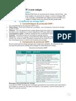Le Protocole OSPF à zone unique