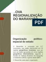 03 Nova Regionalização do MA - (1)