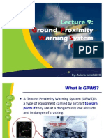 Lecture 9-Ground Proximity Warning System (GPWS)