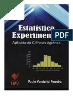 Estatística Experimental Aplicada