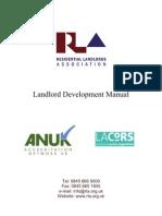Landlord Training Manual