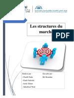5- structure des marchés