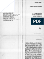 Lyotard - La Condition Postmoderne