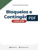 Live 113 - Bloqueios e Contingência no Facebook Ads