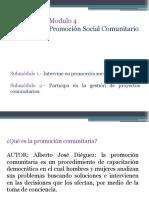 Modulo 4 Trabajo Social