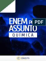 Med- Química (ENEM por ASSUNTO)