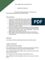 ENERO. UNIDAD DE COMUNICACIONES Y RELACIONES PÚBLICAS