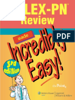 NCLEX-PN® Review Made Incredibly Easy! (Incredibly Easy! Series) ( PDFDrive )