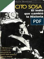 Juancito Sosa de Hipolito Barreiro Libro
