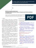 D287 - 12b Gravedad API(Metodo Hidrometro)