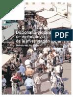 Diccionario Glosario de Metodologia de La Investigación Social Page 0001 Convertido