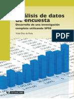 Análisis de Datos de Encuesta