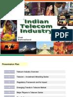 13175673 Indian Telecom Sector