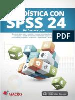 27- Estadística Con SPSS-24