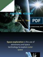 Lecture 12-Space Exploration