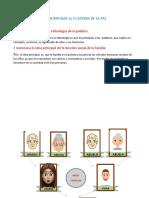 SOLUCION SEMANA 1 Y 2 CATEDRA DE LA PAZ